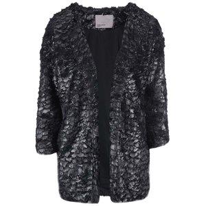 Vero Moda, Blazer lucios Vero Moda Crazy – negru