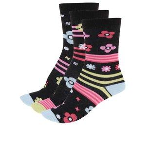 Șosete damă colorate amuzant de la Oddsocks – Set de trei