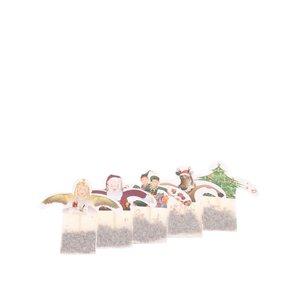 Suporturi de plicuri de ceai Donkey Ho! Ho! Ho! la pretul de 42.99