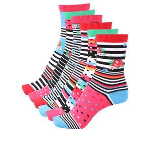 6 șosete Oddsocks Cotton Kandy la pretul de 74.99