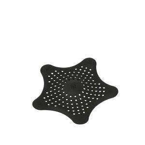 Sită neagră Umbra Starfish pentru duș