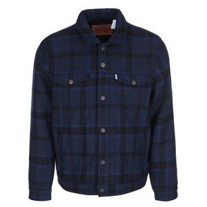 Levi's, Jachetă bărbătească cu negru și albastru LEVI'S® Wool Trucker