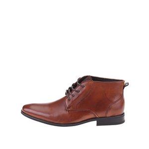 Dice, Pantofi Derby din piele Dice Jackson – maro