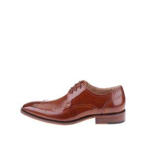 Dice, Pantofi Oxford din piele Dice Harris – maro