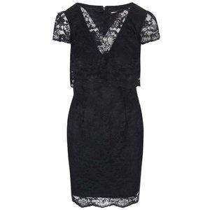 Rochie din dantelă neagră, Lucinda, de la Lipstick Boutique