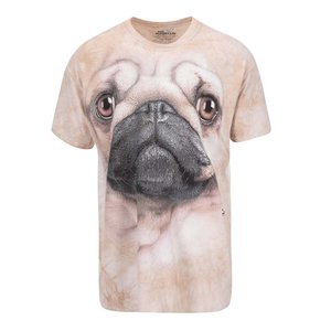 Tricou unisex The Mountain Pug