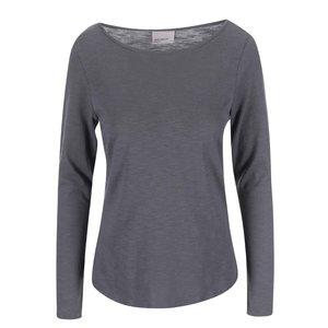 Vero Moda Hope Anthracite Long Sleeve T-Shirt
