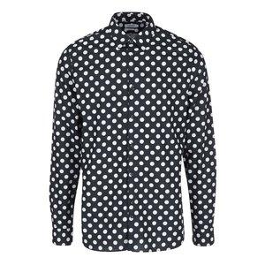 J.Lindeberg Dani Black Polka Dot Shirt