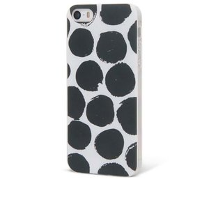 Husă alb-negru Epico Dotsie iPhone 5/5S la pretul de 56.99