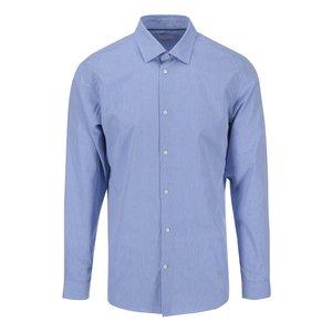 Selected Homme Jim Blue Patterned Pocket Shirt