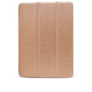 Carcasă aurie din piele pentru iPad Air 2 Epico Hoco Cube