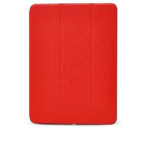 Husă Epico Hoco Cube roșie, din piele pentru iPad Air 2