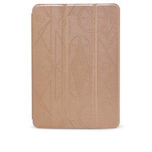 Husă Epico Hoco Gold Cube din piele pentru iPad Mini 2 Retina