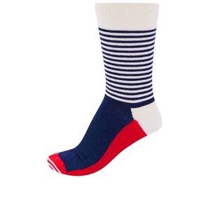 Șosete cu dungi Happy Socks pentru bărbați
