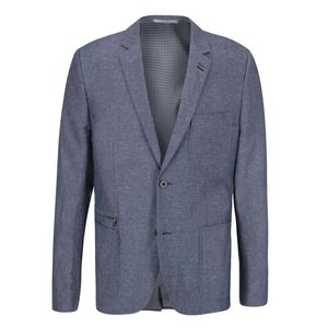 Casual Friday by Blend, Blazer albastru Casual Friday by Blend