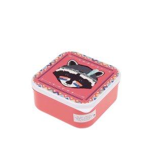 Sass & Belle, Cutie pentru prânz roz Sass & Belle Raccoon