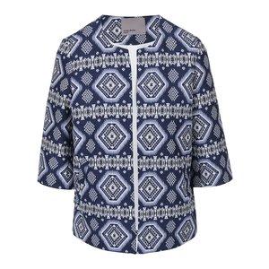 Vero Moda, Blazer albastru cu model Vero Moda Kikijoh