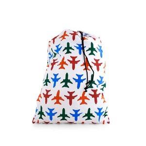 Kikkerland, Sac de rufe alb cu avioane colorate pentru călătorie KIKKERLAND