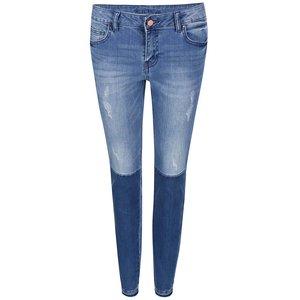Blugi skinny în două culori VILA Crush – albastru