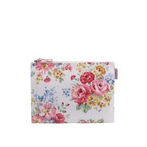 Geantă de cosmetice crem florală CATH KIDSTON la pretul de 51.99