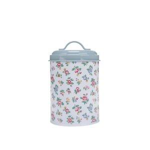 Cutie de depozitare albă cu imprimeu floral Cath Kidston