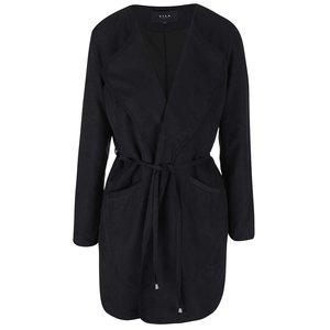Palton negru VILA Viemmely
