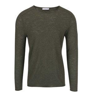 Selected, Pulover verde închis Selected Homme Enton