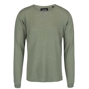 ONLY & SONS, Pulover verde ONLY & SONS Sam