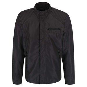 Jachetă ONLY & SONS Lasse neagră cu guler la pretul de 137.5