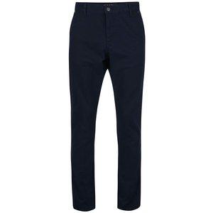 !Solid, Pantaloni chino !Solid Mak bleumarin