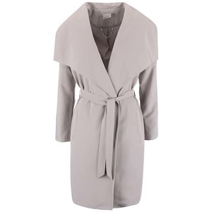 Vero Moda Raina Grey Trench Coat