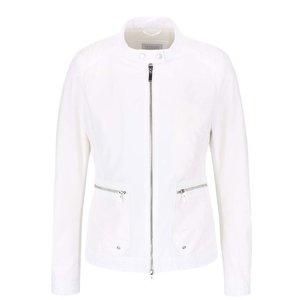 Jachetă de damă Geox impermeabilă - alb