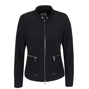 Jachetă de damă Geox impermeabilă – negru la pretul de 669.99
