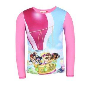 Tricou pentru fete cu mânecă lungă Lego Wear Tamara roz