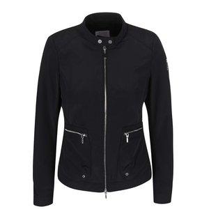 Jachetă de damă Geox neagră, impermeabilă la pretul de 669.99