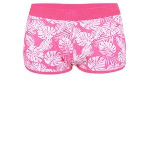 Blue Seven, Pantaloni scurți Blue Seven pentru fete roz cu model