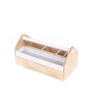 Organizator din lemn pentru cosmetice Umbra Totto