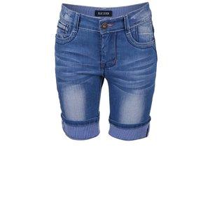 Pantaloni scurți din denim Blue Seven pentru băieți albaștri la pretul de 80.0