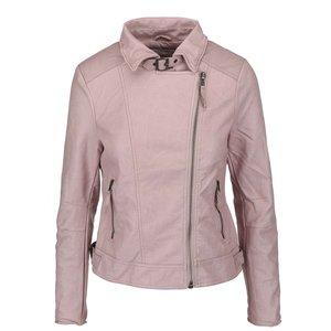 YAYA, Jachetă YAYA din piele, roz