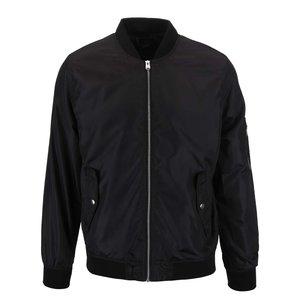 Jachetă Jack & Jones WEEKEND neagră