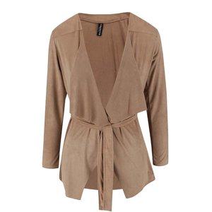 Jachetă Madonna Cascade maro