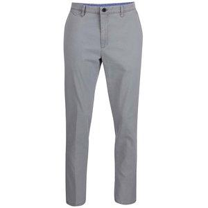 Pantaloni Bugatti de culoare gri deschis