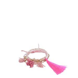 Set brățări Pieces Vasa de culoare roz/auriu