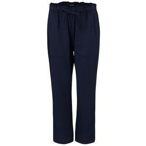 Pantaloni albastru închis Alchymi cu croi lejer de la Zoot.ro