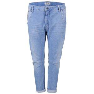 Pepe Jeans, Blugi Pepe Jeans Topsy albaștri deschiși de damă