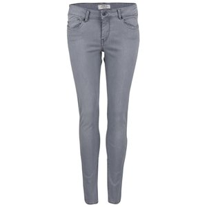 Pepe Jeans, Blugi de damă slim fit Pepe Jeans Pixie gri