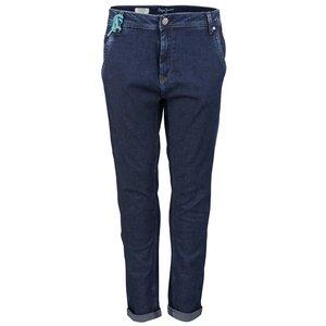 Pepe Jeans, Blugi Pepe Jeans Flow albaștri de damă