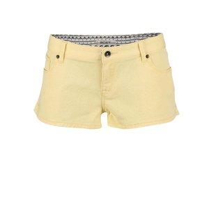 Roxy, Pantaloni scurți Roxy Forever galbeni