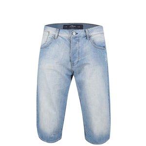 s.Oliver, Pantaloni scurți s.Oliver din denim, albastru deschis