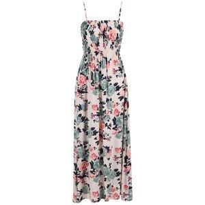 Haily´s, Rochie Haily´s Dina crem cu print floral